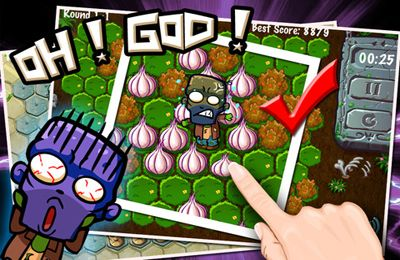 Download Zombies Trap iPhone free game.