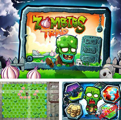 In addition to the game Abyss Attack for iPhone, iPad or iPod, you can also download Zombies Trap for free.