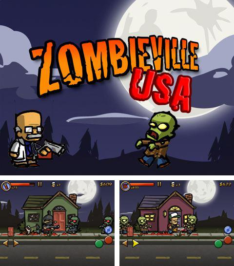 In addition to the game Tank warz for iPhone, iPad or iPod, you can also download Zombieville USA for free.