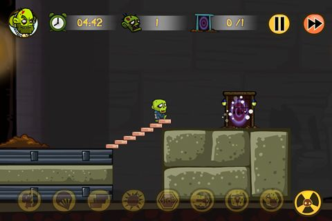 Descarga gratuita de Zombiez! para iPhone, iPad y iPod.