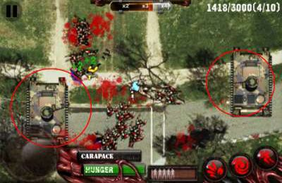Free Zombilution download for iPhone, iPad and iPod.