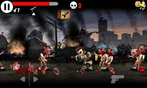 Free Zombocalypse download for iPhone, iPad and iPod.