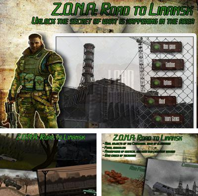 In addition to the game Space Hunter Sandra for iPhone, iPad or iPod, you can also download Z.O.N.A: Road to Limansk for free.