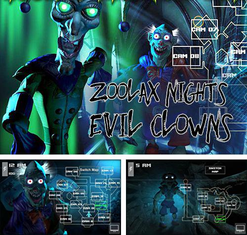 In addition to the game Gods and glory for iPhone, iPad or iPod, you can also download Zoolax nights: Evil clowns for free.
