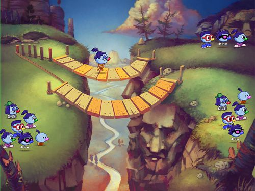 Download Zoombinis iPhone free game.