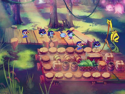 Free Zoombinis download for iPhone, iPad and iPod.