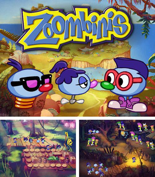 In addition to the game After war: Tanks of freedom for iPhone, iPad or iPod, you can also download Zoombinis for free.