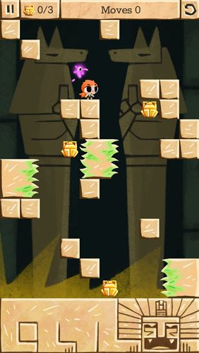 Screenshots of the Zuki's quest game for iPhone, iPad or iPod.