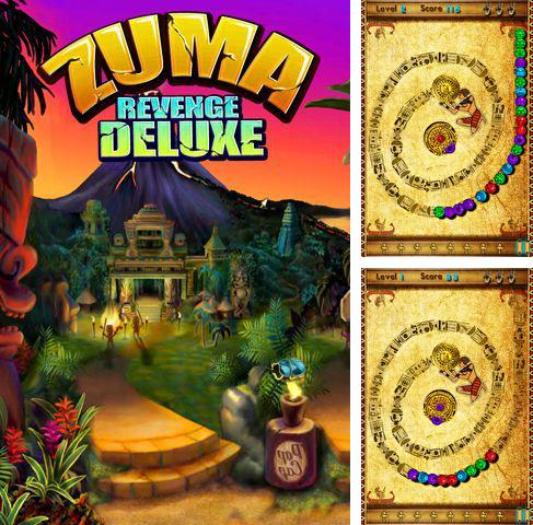 In addition to the game Dawn of the immortals for iPhone, iPad or iPod, you can also download Zuma revenge: Deluxe for free.
