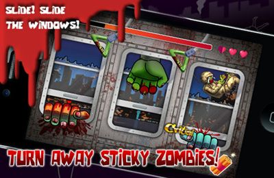Download ZZOMS : Intrusion of Zombies iPhone free game.