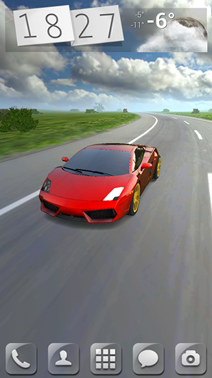 3d Car Live Wallpaper For Android 3d Car Free Download For Tablet