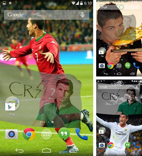 Download live wallpaper 3D Cristiano Ronaldo for Android. Get full version of Android apk livewallpaper 3D Cristiano Ronaldo for tablet and phone.