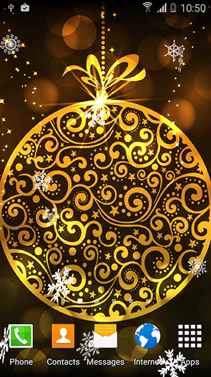 Download Abstract: Christmas - livewallpaper for Android. Abstract: Christmas apk - free download.