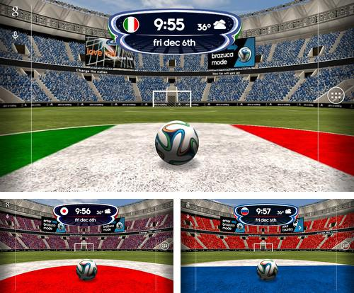 Download live wallpaper Adidas: 2014 FIFA world cup for Android. Get full version of Android apk livewallpaper Adidas: 2014 FIFA world cup for tablet and phone.