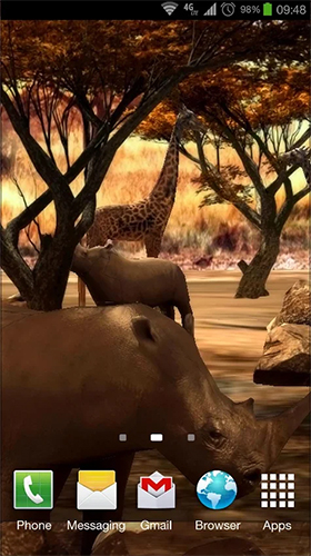 Download Africa 3D - livewallpaper for Android. Africa 3D apk - free download.