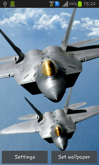 Descargar Air Force Para Android Gratis El Fondo De