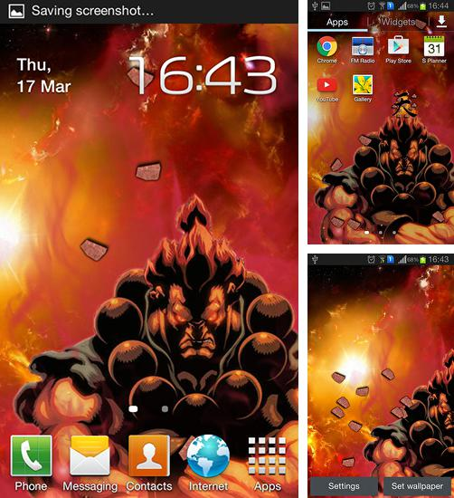 Download live wallpaper Akuma for Android. Get full version of Android apk livewallpaper Akuma for tablet and phone.