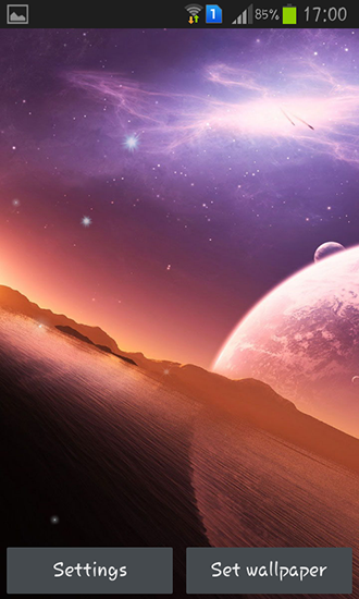 Download Alien worlds - livewallpaper for Android. Alien worlds apk - free download.