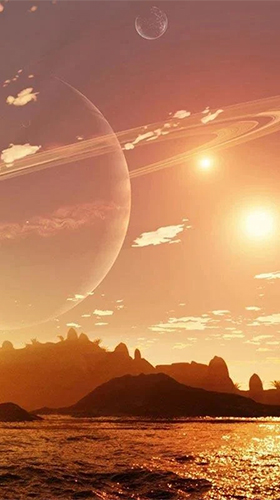 Alien worlds by Forever WallPapers