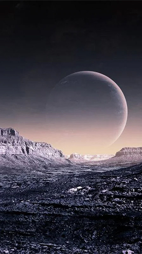 Screenshots of the Alien worlds by Forever WallPapers for Android tablet, phone.