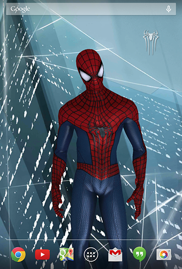 spiderman 3d wallpaper for android