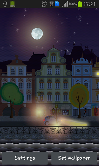 Screenshots of the Amsterdam for Android tablet, phone.