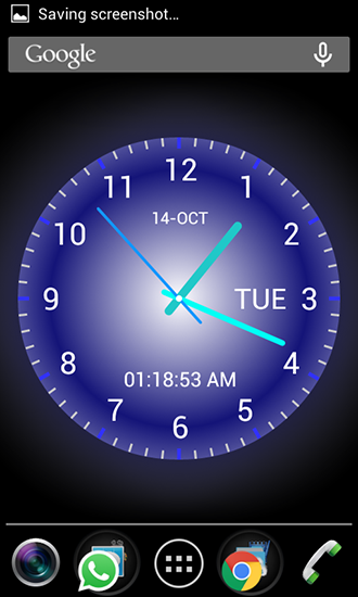 Analog Clock Live Wallpaper For Android Analog Clock Free Download