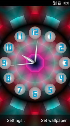 Download Analog clock by Alexander Kutsak - livewallpaper for Android. Analog clock by Alexander Kutsak apk - free download.