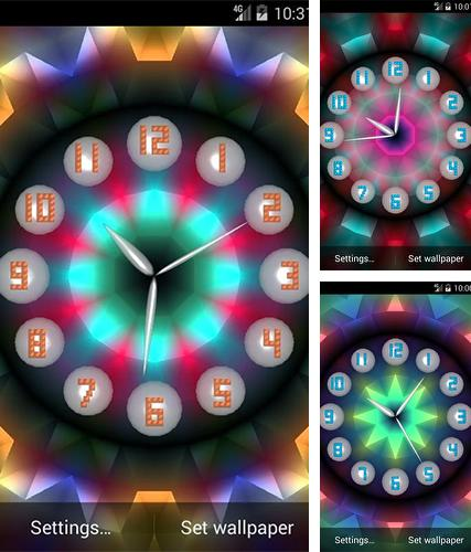 Download live wallpaper Analog clock by Alexander Kutsak for Android. Get full version of Android apk livewallpaper Analog clock by Alexander Kutsak for tablet and phone.