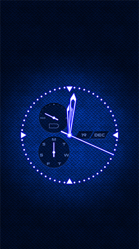Analog Clock By Thalia Photo Art Studio Live Wallpaper For Android