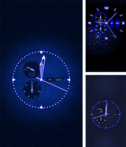 Download live wallpaper Analog clock by Thalia Photo Art Studio for Android. Get full version of Android apk livewallpaper Analog clock by Thalia Photo Art Studio for tablet and phone.