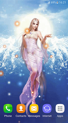 Download livewallpaper Angels by Dream World HD Live Wallpapers for Android. Get full version of Android apk livewallpaper Angels by Dream World HD Live Wallpapers for tablet and phone.