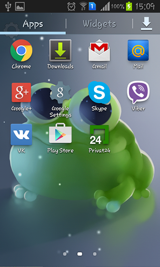 Download Apple frog - livewallpaper for Android. Apple frog apk - free download.