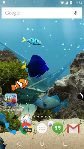Download livewallpaper Aquarium for Android. Get full version of Android apk livewallpaper Aquarium for tablet and phone.