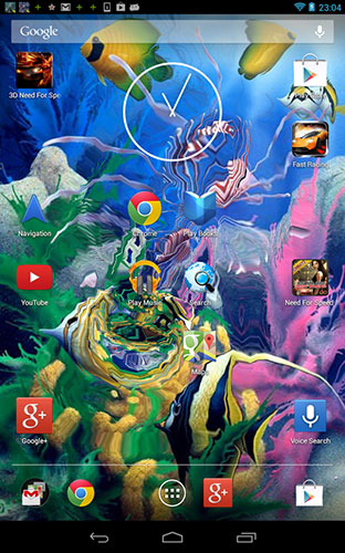 Download Aquarium 3D by Shyne Lab - livewallpaper for Android. Aquarium 3D by Shyne Lab apk - free download.