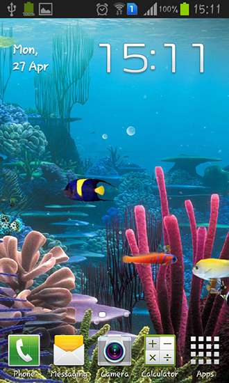 Download Aquarium by Cowboys - livewallpaper for Android. Aquarium by Cowboys apk - free download.