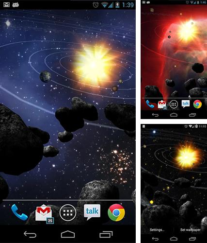 Baixe o papeis de parede animados Asteroid belt by Kittehface Software para Android gratuitamente. Obtenha a versao completa do aplicativo apk para Android Asteroid belt by Kittehface Software para tablet e celular.