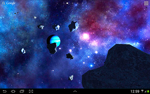 Download livewallpaper Asteroids 3D for Android. Get full version of Android apk livewallpaper Asteroids 3D for tablet and phone.