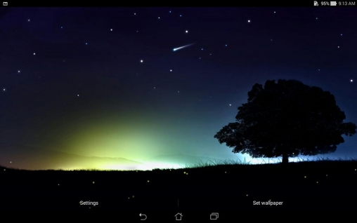 Screenshots von Asus: Day scene für Android-Tablet, Smartphone.