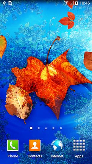 Descargar autumn leaves para android gratis el fondo de - Descargar autumn leaves ...