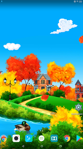 Download Autumn sunny day - livewallpaper for Android. Autumn sunny day apk - free download.