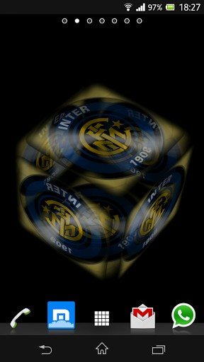 Download Ball 3D Inter Milan - livewallpaper for Android. Ball 3D Inter Milan apk - free download.