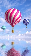 Balloons - download free live wallpapers for Android. Balloons full Android apk version for tablets and phones.