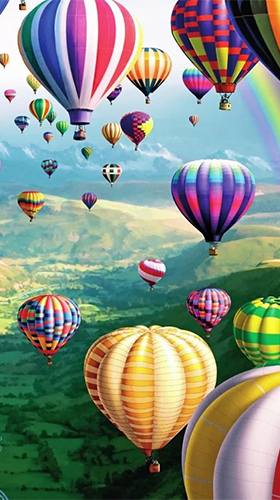 Download Balloons - livewallpaper for Android. Balloons apk - free download.