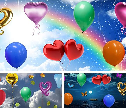 Download live wallpaper Balloons by Cosmic Mobile Wallpapers for Android. Get full version of Android apk livewallpaper Balloons by Cosmic Mobile Wallpapers for tablet and phone.