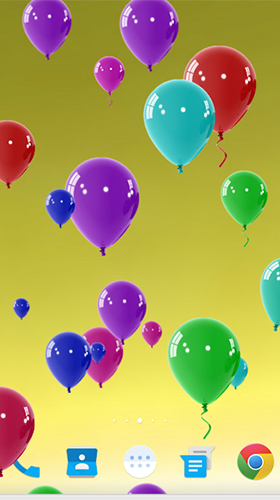 Screenshots of the Balloons by FaSa for Android tablet, phone.