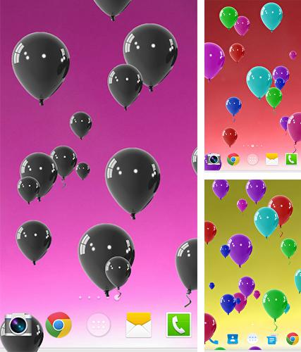 Download live wallpaper Balloons by FaSa for Android. Get full version of Android apk livewallpaper Balloons by FaSa for tablet and phone.