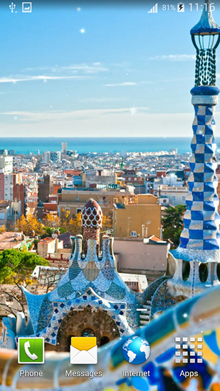 Download Barcelona - livewallpaper for Android. Barcelona apk - free download.