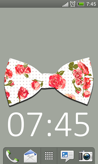 Download livewallpaper Beautiful bow for Android. Get full version of Android apk livewallpaper Beautiful bow for tablet and phone.