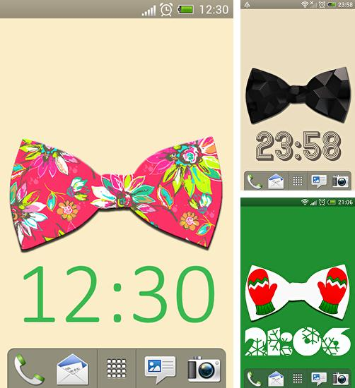 In addition to live wallpaper Ball 3D: Millonarios for Android phones and tablets, you can also download Beautiful bow for free.